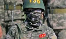 صور مسربة لنجم توتنهام بالزي العسكري أثناء تأدية الخدمة الإجبارية
