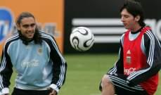 سورين: ميسي عبقري وجماهير العالم تنتظر تتويجه بلقب مع الأرجنتين