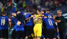 أمم اوروبا 2020: ايطاليا أول المتأهلين للدور المقبل بثلاثية في مرمى سويسرا