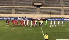 خاص - مشاهدات من مباراة لبنان وكوريا الشمالية