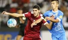 قطر تخسر وديا امام اوزبكستان