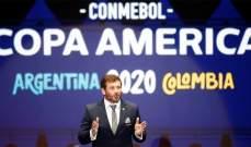 كولومبيا لا تستبعد تاجيل كوبا اميركا بسبب فيروس كورونا