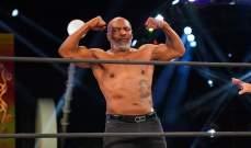 مايك تايسون سيعود الى حلبات الملاكمة في أيلول