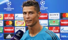 رونالدو يستغرب الضجيج عن التعاقدات المقبلة للريال