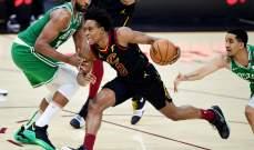 NBA: أتلانتا ونيويورك إلى البلاي أوف وبوسطن في الملحق