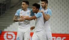 الليغ 1: مارسيليا يستعيد ذاكرة الانتصارات امام بوردو المنقوص