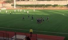 خاص : مشاهدات من مباراة شباب الساحل والراسينغ
