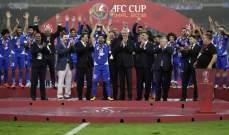 اللقب الثالث على التوالي للقوة الجوية في كأس الاتحاد الآسيوي