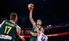 كاس العالم في كرة السلة: ليتوانيا تهزم جمهورية الدومينيكان