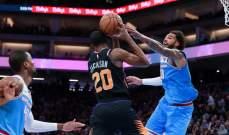 NBA: ووريورز يهزم هيت في الثواني الاخيرة