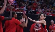 كأس العالم لكرة السلة : اميركا تحافظ على لقبها بسهولة