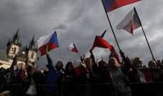 تظاهرات وأعمال عنف في تشيكيا بسبب حظر الرياضة بزمن كورونا