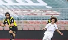 الدوري السعودي: الاتحاد يكتفي بالتعادل امام التعاون