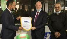 منافسة حامية في انتخابات الاتحاد الافريقي لكرة القدم