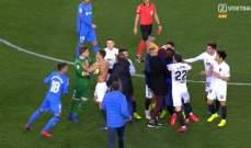 كأس الملك: ريمونتادا تاريخية لفالنسيا تقوده لتخطي خيتافي والعبور لنصف النهائي