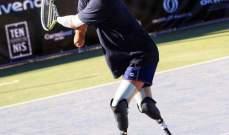 ديوكوفيتش ينشر صورة لرياضي فقد أطرافه: لا شيء مستحيل