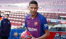 برشلونة يرسل توديبو الى ميلان لايجاد وقت لعب