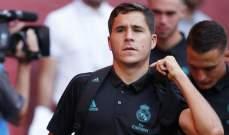 ايبار يضع عينه على لاعب ريال مدريد