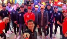 """صورة تضم """"صف 2019"""" في الفورمولا 1"""