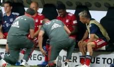 بايرن ميونيخ يشخّص اصابة الابا بالخطيرة!