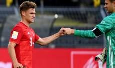 نوير: البايرن قدم مباراة جيدة امام دورتموند ويستحق الفوز