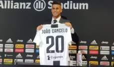كانسيلو: انا اتواصل بشكل مميز مع رونالدو