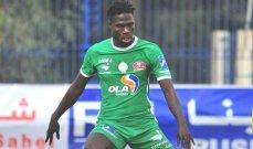 مالانغو يقود هجوم الشارقة الموسم المقبل