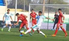بطولة العرب للشباب: تونس تحقق الفوز على العراق