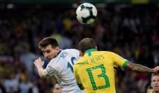 ميسي يقود الارجنتين لمواجهة البرازيل في السعودية