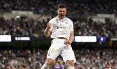 ريال مدريد يحدد شرطه لانتقال يوفيتش الى ميلان
