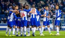 قمة الدوري البرتغالي تنتهي سلبية النتيجة