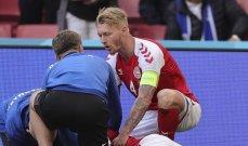 كاير مهدّد بالغياب عن مواجهة الدنمارك وبلجيكا لعدم جاهزيّته النّفسية