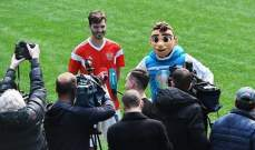يورو 2020: سكيلزي تزور ملعب سان بطرسبورغ