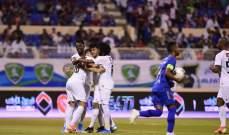 الدوري السعودي: الشباب يفوز على الفتح وتعادل الفيصلي والفيحاء