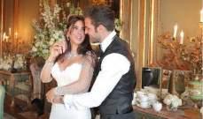 صور جديدة لعرس سيسك فابريغاس