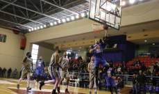خاص:أفضل اللاعبين في سلسلة الشانفيل وأطلس ضمن ربع نهائي بطولة لبنان لكرة السلة