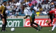 وفاة اللاعب الجنوب أفريقي السابق فيل ماسينجا