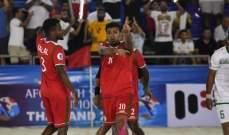 مدرب عمان : سعيد بما حققناه امام العراق