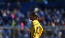 دوري أبطال أوروبا: غريزمان ينتظر فرصة اثبات النفس مع برشلونة