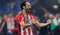 بعد غودين خوانفران يقرر ترك اتلتيكو مدريد