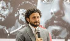 حسام غالي : زوجتي اتهمتني بخيانتها مع كرة القدم