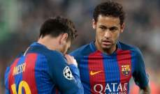 نيمار تواصل مع لاعبي برشلونة للسؤال عن المدرب الجديد