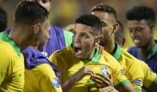 البرازيل ترافق الارجنتين الى اولمبياد طوكيو 2020