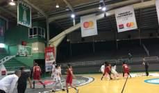 سيدات الرياضي يتوجن بلقب كأس لبنان لكرة السلة