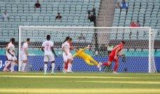يورو 2020: احصاءات من مباراة ويلز وسويسرا