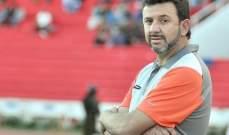 مدرب فلسطين : نريد تحقيق الفوز على المنتخب العماني