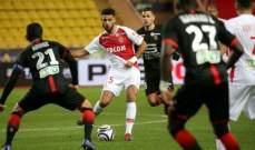 كأس الرابطة الفرنسية: موناكو يعبر بعد ضربات جزاء ماراتونية امام رين