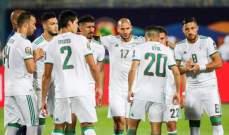 أسماء جديدة في قائمة المنتخب الجزائري لمواجهتي زيمبابوي