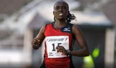 إيقاف العداءة الكينية بيووت ثماني سنوات بسبب المنشطات