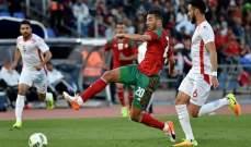 مدرب تونس : اللياقة البدنية سبب الخسارة امام المغرب
